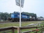 NS 3338 & NS 3359 push EB